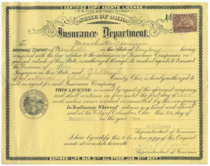 萨摩亚公司证书